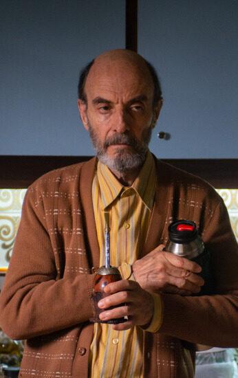 Capa do filme: Aos Olhos de Ernesto