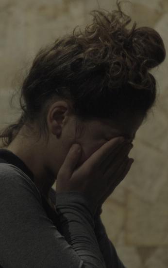 Capa do filme: Fala, Cassandra