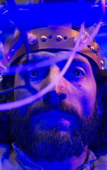 Capa do filme: Nas Sombras