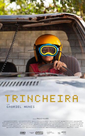 Capa do filme: Trincheira