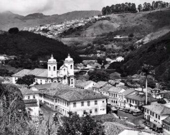 A nova Ouro Preto - Breno Augusto Alves Dos Santos