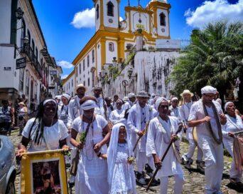 A fé que canta e dança - Autor: Romulo de Paula