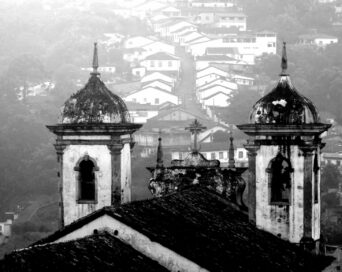 A cidade e seus encantos - Autor: Ary Attab Filho