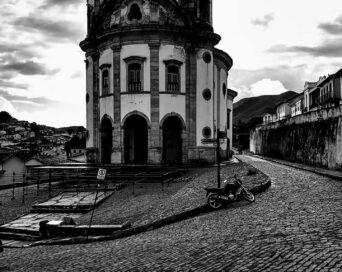 Igreja de Nossa Senhora do Rosário dos Homens Pretos - Autor: Danielle Fernandes