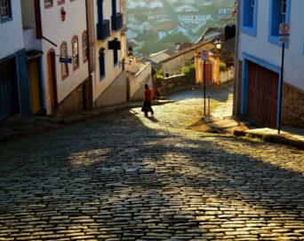Luz e sombra nas pedras - Autor: Reginaldo Luiz Cardoso