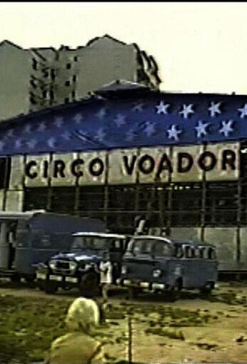 Imagem do filme: CIRCO VOADOR – A NAVE